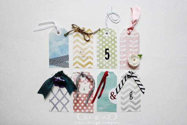 Diy Gift Tags {Free Template} And Printable Paper