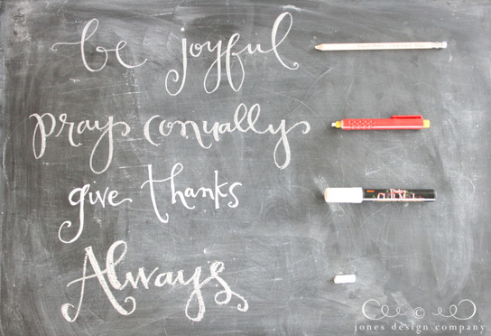 how to write on a chalkboard using 4 easy chalk options jones