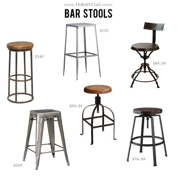 New Kitchen Bar Stools Jones Design Company