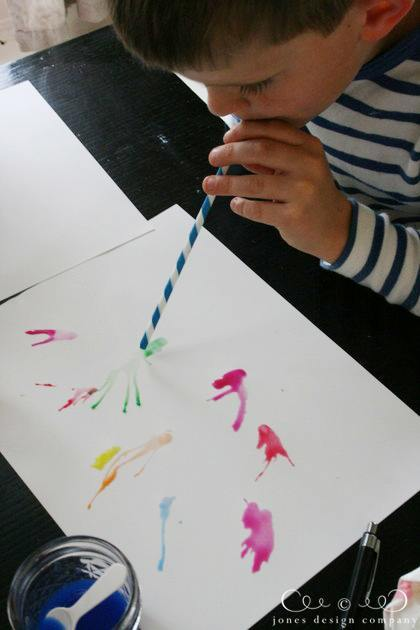 blow-paint-with-straw