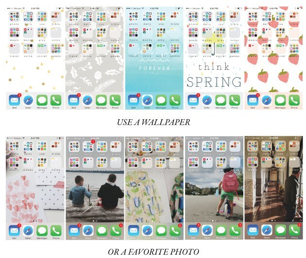 cute iphone wallpapers for home screen