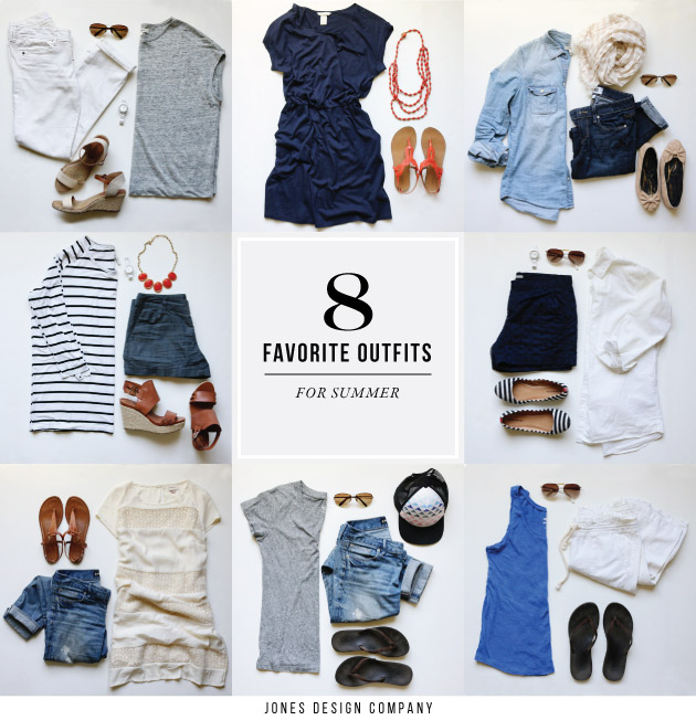 8-favorite-outfits-for-summer