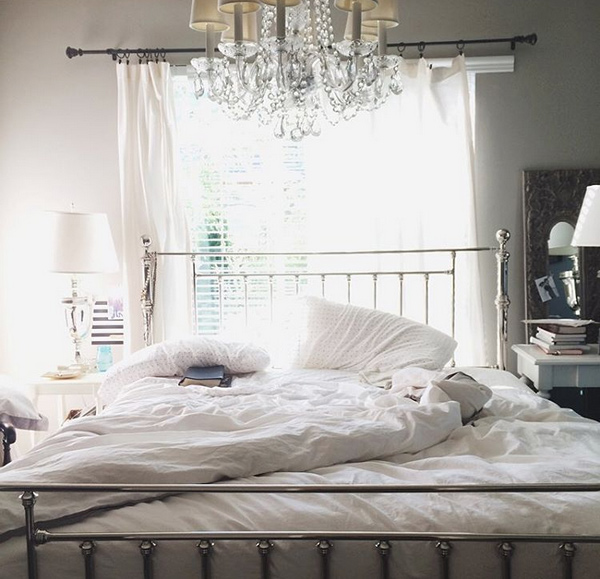 The Beauty Of An Unmade Bed Jones Design Company