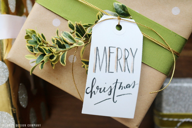 BHG gift tags