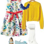 Easter outfit for Audrey / jones design company
