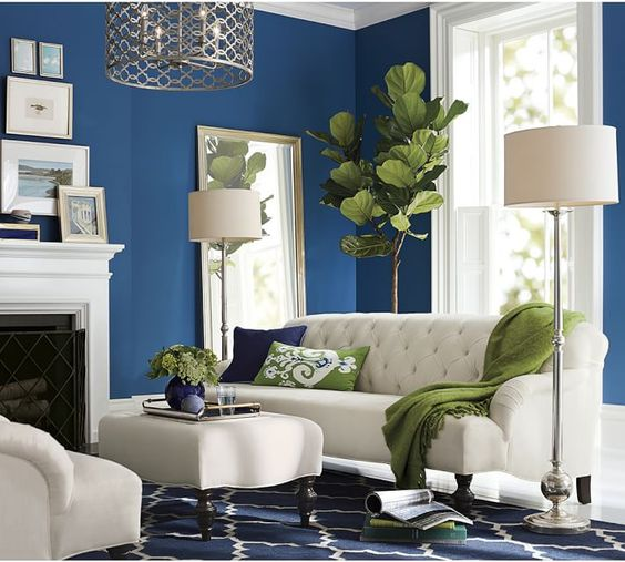 Floor Lamps Living Room. As with our room  because of the placement furniture there isn t a lot space for an end table The two lamps keep things clean and streamlined A pair matching floor do or don Jones Design Company