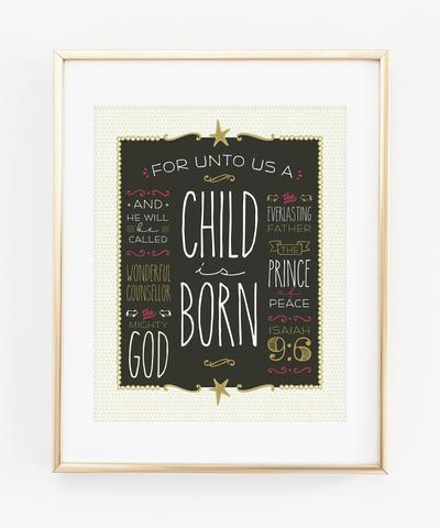 for_unto_us_a_child_is_born_christmas_holiday_art_print_large