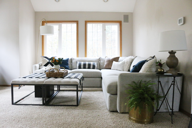 Crate And Barrel Living Room Images