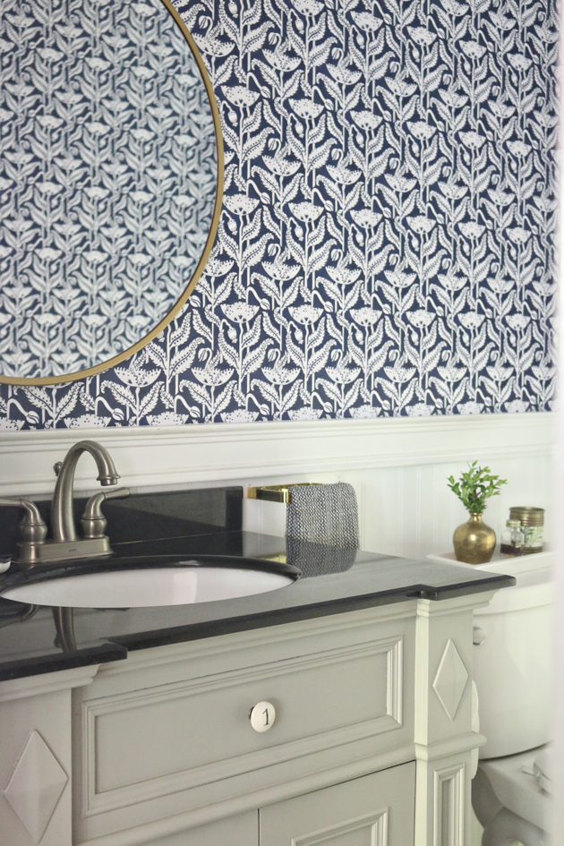 How To Hang Removable Wallpaper With A Couple Of Issues
